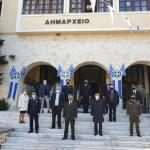 Εορτάστηκε σεμνά η απελευθέρωση της Κόνιτσας από τους Τούρκους