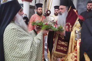 Η εορτή του Αγίου ενδόξου Ιερομάρτυρος Χαραλάμπους του θαυματουργού στην Μητρόπολη Σταγών και Μετεώρων