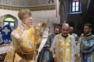 Νέος Αρχιγραμματέας της Ι. Συνόδου της Εκκλησίας της Κύπρου ο Αρχιμ. Γεώργιος Χριστοδούλου που χειροτονήθηκε πρεσβύτερος από τον Οικουμενικό Πατριάρχη στο Φανάρι