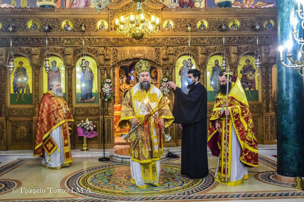 Σερρών Θεολόγος: « Οι Νεομάρτυρεςείναι οιπρωτεργάτες της θρησκευτικής και εθνικής αφύπνισης του έθνους μας.»