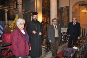 Η Εκκλησία της Ελλάδος τίμησε τον μεγάλο Ακαδημαϊκό Κωνσταντίνο Δεσποτόπουλο και το έργο του