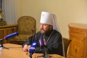 Μητροπολίτης Ιλαρίωνας: «Βλασφημία η χρήση των ΛΟΑΤΚΙ συμβόλων μαζί με χριστιανικά σύμβολα»