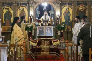 Αρχιερατικό Μνημόσυνο των Μητροπολιτών Καστορίας Σεραφείμ Α´ και Γρηγορίου Γ´ στην Φθιώτιδα
