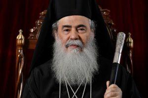 Νέα πρόκληση από τον Ιεροσολύμων Θεόφιλο:παριστάνει τον Οικουμενικό;