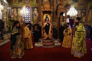 Με ευλάβεια ο εορτασμός της Παναγίας Υπαπαντής στην Καλαμάτα