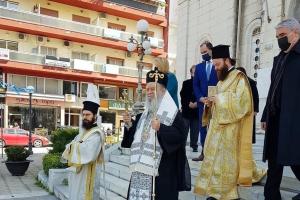 Ο Εορτασμός του Ευαγγελισμού και της Εθνικής μας Παλιγγενεσίας στη Χαλκίδα