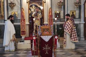 Η Δεύτερη εβδομάδα της Σαρακοστής στην Ι. Μητρόπολη Χαλκίδος