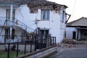 1.575 ακατάλληλα σπίτια στη Θεσσαλία από τον σεισμό