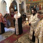 Θηβών Γεώργιος: Βιώνουμε τον αποχωρισμό ενός εκλεκτού αδελφού και πνευματικού πατέρα