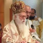 """Αλβανίας Αναστάσιος: """"Μόνο στη χριστιανική πίστη ταυτίζεται ο πονεμένος με τον ίδιο τον Θεό"""""""