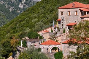 Η Μονή Γηρομερίου Θεσπρωτίας διαψεύδει ότι τα μέλη της νόσησαν από κορονοϊό