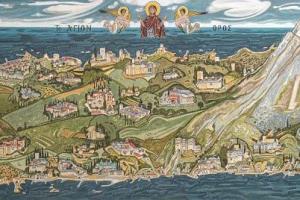 Η Σιμωνόπετρα, μετατρέπεται σε μονή σώτειρα του ελληνικού μοναχισμού.