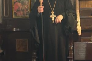 Ο Αρχιμ. Σωσίπατρος Ασπιώτης νέος Ηγούμενος της Ι. Μονής Παλαιοκαστριτίσσης στην Κέρκυρα
