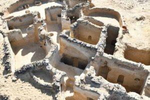 Αίγυπτος: Ανακαλύφθηκε μοναστηριακό μνημείο με ελληνικές τοιχογραφίες