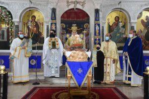 Η εορτή του Ευαγγελισμού της Θεοτόκου στη Νίκαια