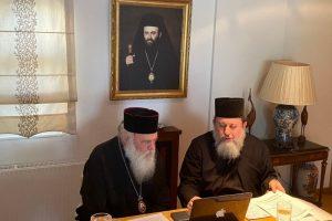 """Ηχηρό κάλεσμα Αρχιεπισκόπου Ιερώνυμου προς Πολιτεία: """"Δώστε μας μια σπίθα και θα κάνουμε φωτιά που θα ζεστάνει τον κόσμο"""""""