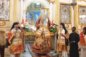 Κυριακή της Ορθοδοξίας το Πατριαρχείο Αλεξανδρείας