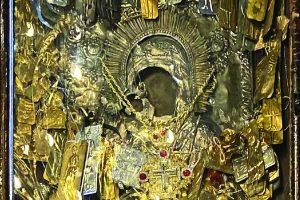 Η Θαυματουργή Εικόνα Παναγία «Ρόδον το Αμάραντον» στην Ευαγγελίστρια Πειραιώς, στις 24 και 25 Μαρτίου