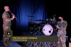 Συγκινητικό! Η μπάντα του αμερικανικού στρατού ερμήνευσε τον «Χορό του Ζαλόγγου»