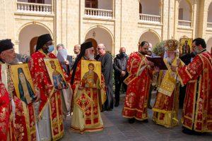 Κύκκου Νικηφόρος: «Άσβεστη λυχνία η Ορθόδοξη Εκκλησία»