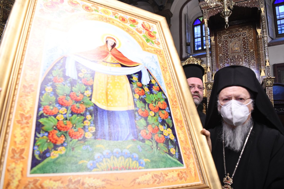 "You are currently viewing Οικουμενικός Πατριάρχης Βαρθολομαίος: ""Η Αυτοκεφαλία ήταν μια πράξη ευθύνης απέναντι στους Ουκρανούς"""