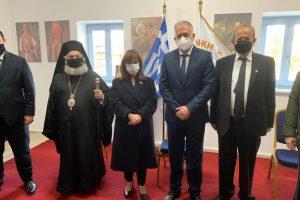 Τάκης Θεοδωρικάκος: Τιμή στους Αγωνιστές και στο αποτύπωμά τους
