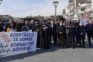 Η Εκκλησία στον Έβρο με μία φωνή στο πλευρό της τοπικής κοινωνίας,για την μη επέκταση δομών προσφύγων