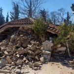Δείτε φωτογραφίες: Κατέρρευσε η εκκλησία στο Μεσοχώρι