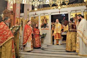 Το Γομάτι στην Ι. Μ. Ιερισσού πανηγύρισε τους Αγίους Ενδόξους Τεσσαράκοντα Μάρτυρες και Προστάτες του