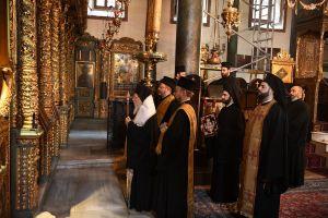 Πατριαρχικό Τρισάγιο για τον μακαριστό Μητροπολίτη Κιλκισίου κυρό Εμμανουήλ