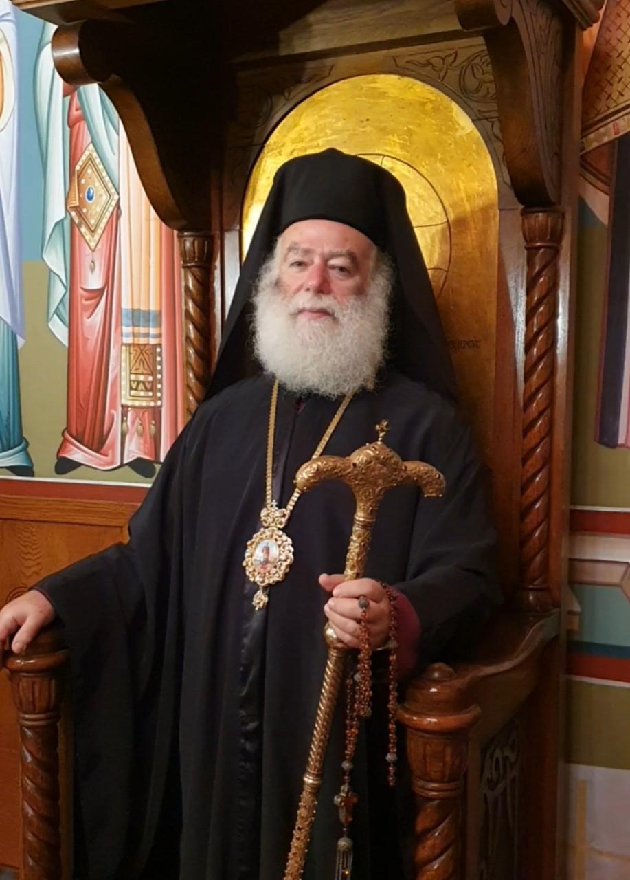 H εορτή των Αγίων Θεοδώρων στο Πατριαρχείο Αλεξανδρείας  και τα ονομαστήρια του Πατριάρχη