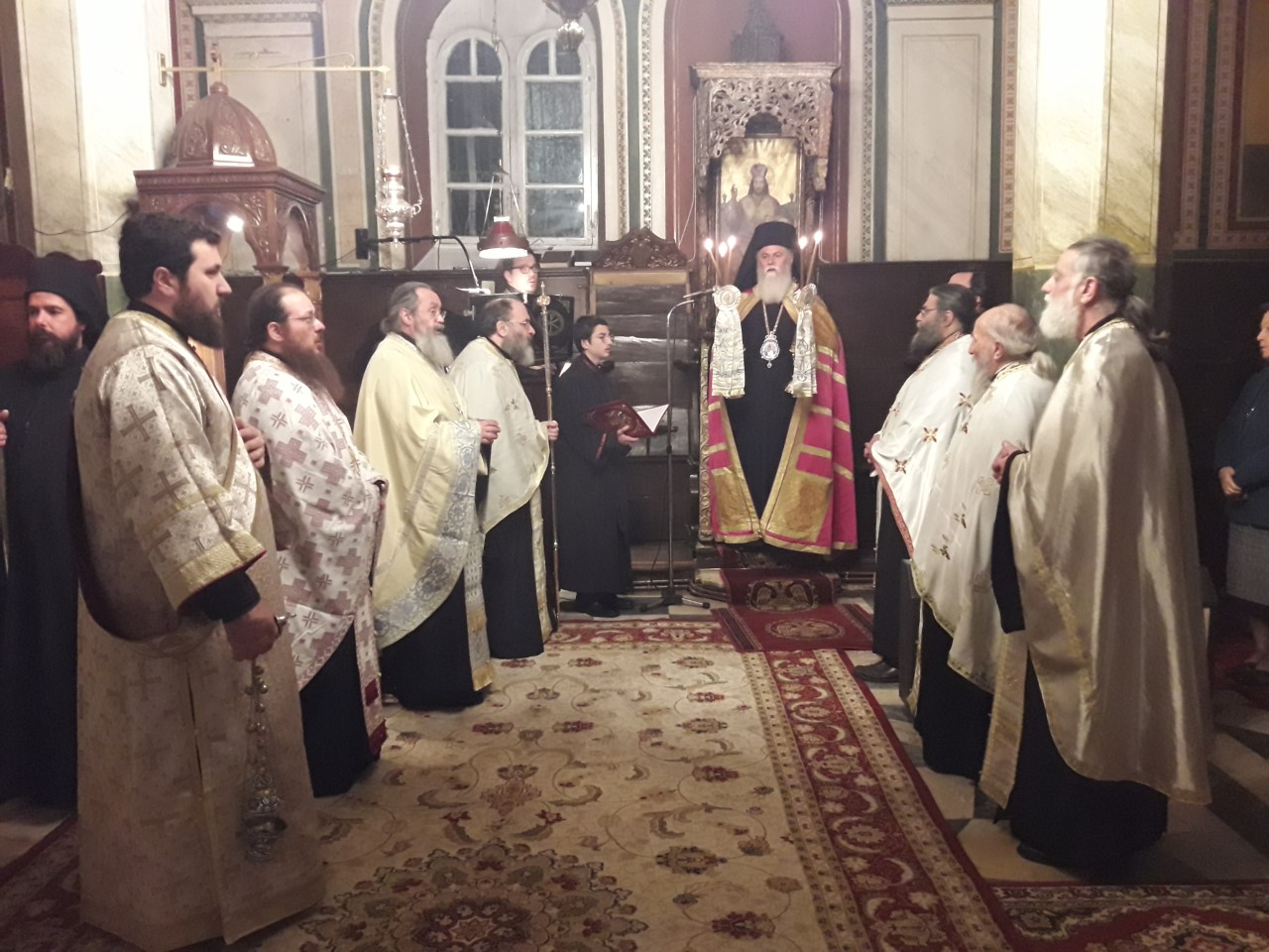 Η Ιερά Μονή Ταξιαρχών Αιγιαλείας «ανθίζει». Δεύτερη κουρά μοναχού μέσα στο 2021.