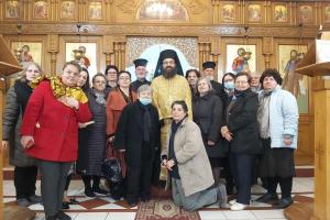 Εορτάστηκε το θαύμα των κολλύβων στο ναό των αγίων Θεοδώρων  Αυλώνα Αλβανίας