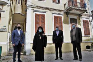 Στο ΕΣΠΑ το Παλαιό Επισκοπείο της Ι. Μητροπόλεως Μαρωνείας