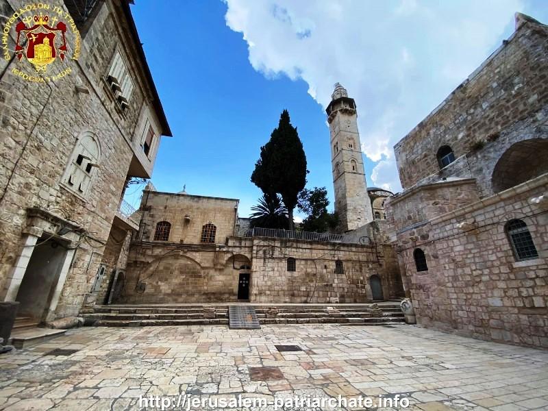 Ιερόσυλοι Αρμένιοι επιχείρησαν να βάλουν κάγκελα στον Ναό της Αναστάσεως με την ανοχή της Ισραηλινής Αστυνομίας