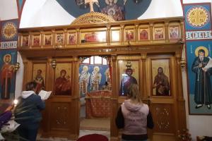 Δ΄ Χαιρετισμοί στην Εκκλησία της Αλβανίας