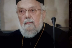 Βρυούλων Παντελεήμων: «Δυστυχώς στην Ορθόδοξη Ελλάδα σήμερα,γίνεται συντονισμένη προσπάθεια, αποξένωσις των ανθρώπων από τον Θεό»