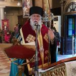 Χειροθεσία του π. Δημητρίου Γεωργακόπουλου σε Πρωτοπρεσβύτερο της Μητρόπολη Κέρκυρας