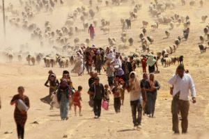 Κλιματικοί μετανάστες-πρόσφυγες: Μία νέα παγκόσμια κρίση προ των πυλών Από την Μαργαρίτα Βεργολιά