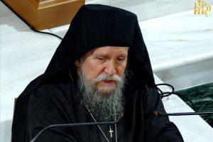 Εκοιμήθη ο Ηγούμενος Χριστόδουλος της Ι. Μονής Αγ. Συμεών Καλάμου