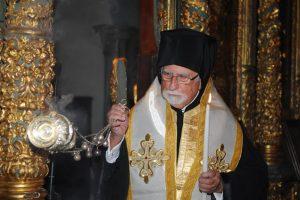 Το Οικουμενικό Πατριαρχείο για την εκδημία του Γέροντος Νικαίας Κωνσταντίνου – Την Δευτέρα 12 Απριλίου η Εξόδιος Ακολουθία