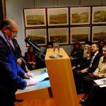 Ωδή πένθιμος: Ο Αρχιγραμματέας του Θρόνου για τον Νίκο Μαγγίνα