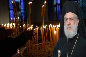 Σύρου Δωρόθεος Β΄: Έχω εμπιστοσύνη στον Αρχιεπίσκοπο και στον πρωθυπουργό – Πιστεύω φέτος θα κάνουμε Πάσχα