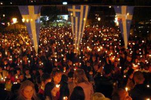 Οι Ιερός Σύνδεσμος (ΙΣΚΕ) κηρύσσει ιερό αντάρτικο κατά πάντων για την ώρα της Ανάστασης