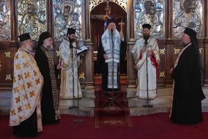 Η τέταρτη ενδομάδα της Σαρακοστής στην Ι. Μητρόπολη Χαλκίδος