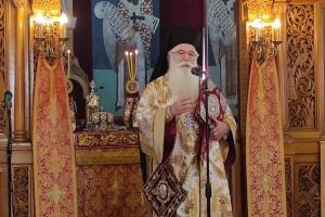 Δημητριάδος Ιγνάτιος: «Κάποιοι έχουν βαλθεί να σταυρώσουν την Εκκλησία»