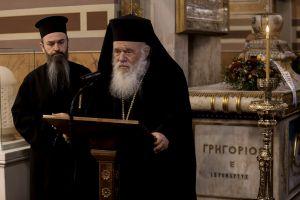 Ο Αρχιεπίσκοπος για τον εμβολιασμό κατά του κορονοϊού