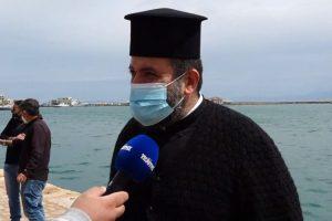 Παπά Γιώργης Κωνσταντίνου από την ακριτική Χίο: «Κάποιος πάει να πάρει γη και χώμα που δεν του ανήκει»