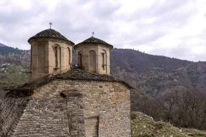 Αναστηλώθηκε η ιστορική Μονή Παναγίας Ζέρμας στην Κόνιτσα
