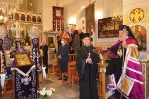 Η Δ΄ Στάση των Χαιρετισμών στη νήσο Σίφνο από τον Σύρου Δωρόθεο